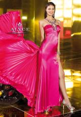 Elegant Fitted Alyce 6014 Prom Dress 2013