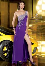2013 Alyce Form Fitted Prom Dress 6017