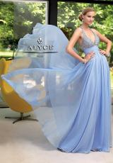 Alyce 6018.  Available in Coral, Diamond White, Hot Pink, Jade, Lemon Yellow, Periwinkle