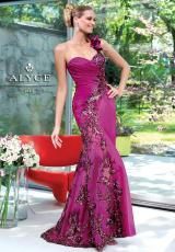 2013 Alyce Sweetheart Prom Dress 6049