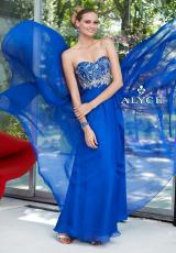 2014 Strapless Alyce Prom Dress 6090