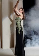 2014 Alyce Strapless Prom Dress 6931
