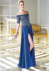 2014 Alyce Paris Sleeved Prom Dress 2294