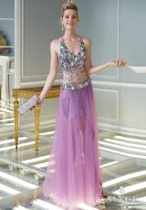 Alyce 2313.  Available in Black, Fuchsia, Lilac