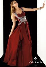 2015 Alyce Paris Prom Dress 2361