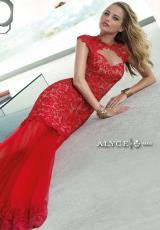 Alyce Paris Dress 2401