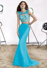 Alyce 2405.  Available in Black, Turquoise