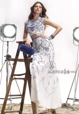 Alyce 2438.  Available in Diamond White/Royal