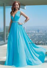 Alyce 2459.  Available in Black, Diamond White, Raspberry, Turquoise/Nude