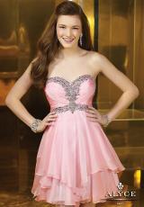 Alyce Short Dress 3554