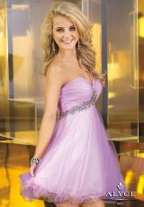 Stunning 2014 Alyce Paris Prom Dress 3561