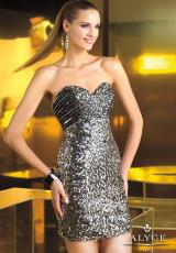 2014 Alyce Paris Sequins Prom Dress 4344
