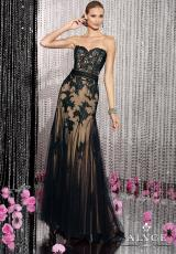 Beautiful 2014 Alyce Paris Prom Dress 5609