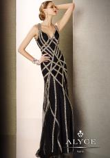 Black Label 2014 Homecoming Collection Long Dress 5638
