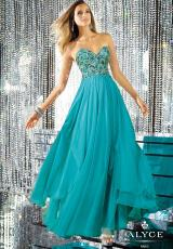 Alyce 6165.  Available in Jade