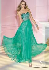 Alyce 6193.  Available in Electric Green, Lemon, New Coral