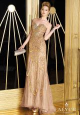 2014 Alyce Paris Long Prom Dress 6208