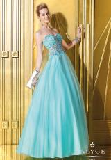 2014 Alyce Paris Strapless Homecoming Dress 6225