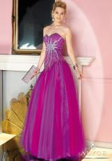 Alyce 6236.  Available in Purple/Fuchsia, Royal/Turquoise, White/Silver
