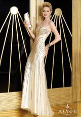 2014 Alyce Paris Long Prom Dress 6246