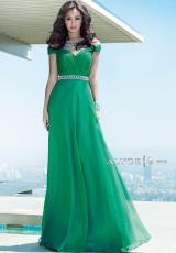 Alyce 6333.  Available in Emerald, Fuchsia, Light Blue, Sapphire