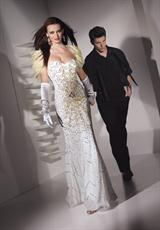 2012 Beaded Full Length Alyce Prom Dress 6396