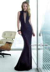 Alyce 6429.  Available in Black, Champagne, Red