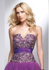 2014 Full Skirt Alyce Paris Prom Dress 710