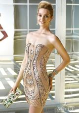 Alyce Short Party Homecoming Dress 2305
