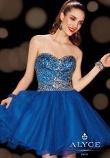 Alyce Short Dress 3612