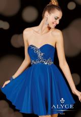 Alyce Short Dress 3614