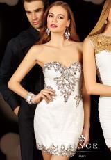 Alyce Short Dress 4376