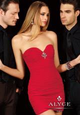 Alyce Short Dress 4387