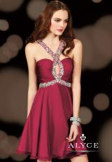 Alyce Short Dress 4409