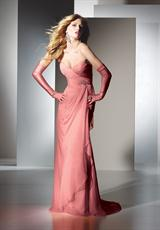BDazzle 35420 Elegant Flowy 2013 Prom Dress