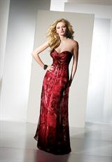BDazzle Elegant Organza 35428 Prom Dress 2013