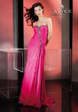2013 B'Dazzle Long Prom Dress 35508