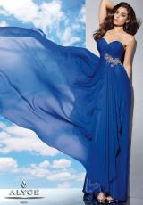 2014 B'Dazzle Sweetheart Homecoming Dress 35565