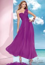 2014 B'Dazzle A Line Prom Dress 35624