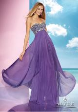 2014 B'Dazzle Flowy Skirt Prom Dress 35625
