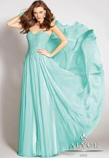 2014 B'Dazzle Fitted Bodice Homecoming Dress 35662