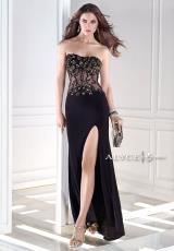 BDazzle 35675.  Available in Black/Gold, Ivory/Light Turquoise, Ivory/Red