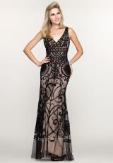 2014 BG Haute V- Neckline Prom Dress G3222