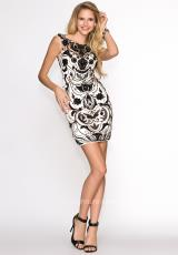 BG Haute G3301.  Available in Ivory/Black, White/Silver