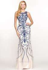 BG Haute G3307.  Available in Ivory/Black, Ivory/Royal