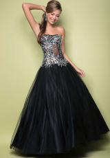 2013 Stunning Blush Prom Dress 5218