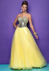 2013 Blush Sweetheart Prom Dress 5224