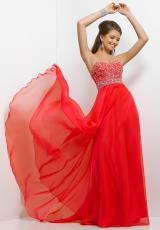 Strapless 2014 Blush Prom Dress 9792