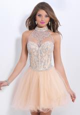 Blush 9851.  Available in Champagne