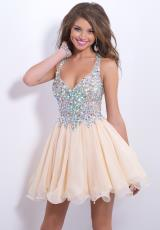 Blush 9857.  Available in Champagne, Cotton Candy, Navy